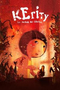 克里蒂,童话的小屋封面海报图