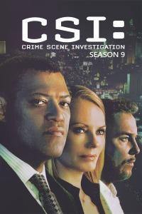 犯罪现场调查 第九季