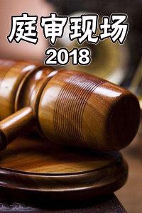 庭审现场 2018