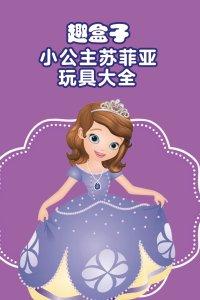 趣盒子小公主苏菲亚玩具大全