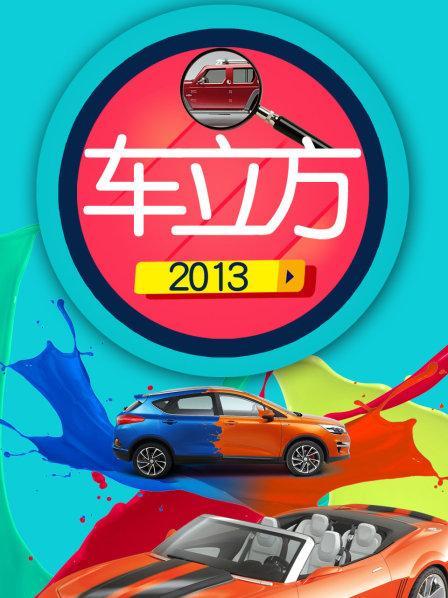 车立方 2013