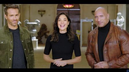 Netflix2021全年电影预告,全明星阵容!27部新片!