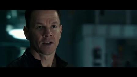 马克沃尔伯格科幻片!格斗扒飞机爆炸都有了《无限》终极版预告片