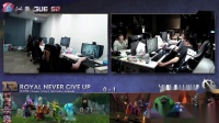 i联赛 S2常规赛 RNG vs VG 第二场 8.26