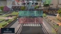 VALORANT无畏杯邀请赛  NOP vs MAX  BO3 第二场 7.15