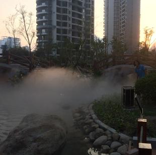 广西音乐喷泉节水灌溉