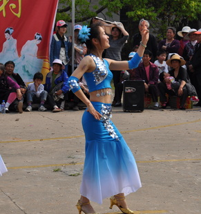 鸿雁广场舞