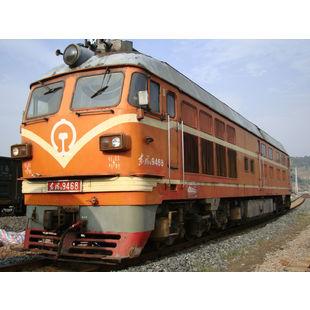 胶新铁路火车迷