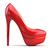 红色高跟鞋2016