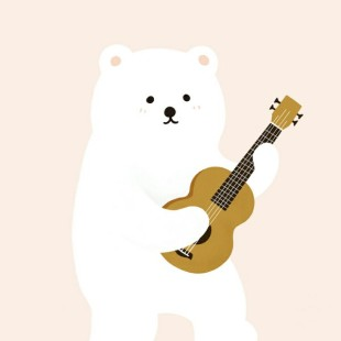白熊音乐ukulele