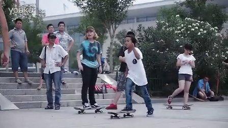 109-暴力团郑州火车站小demo-中国滑板网