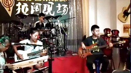"""江门电台""""健仔音乐杂志—拉阔现场""""第21期"""