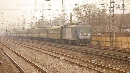 和谐D3牵引几乎空的4481(天津-涉县)加速