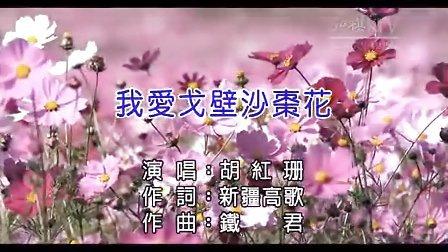 铁君作曲《我爱戈壁沙枣花》-胡红珊-全国KTV上架歌曲