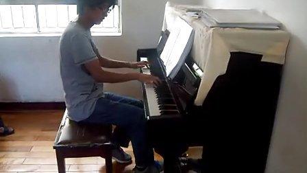 黄河船夫曲  作曲冼星海 钢琴许乔生