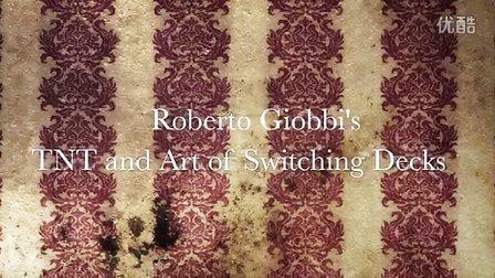 The Art of Switching Decks by Roberto Giobbi