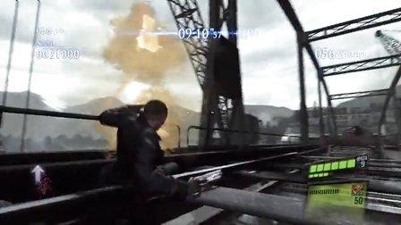 RE6 Mercs Steel Beast Solo 1537K