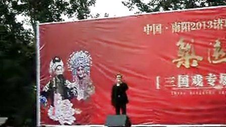 豫剧《打金枝》有为王我金殿上观看仔细  刘忠河现场唱