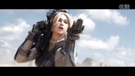 【风暴英雄】Heroes of the Storm 游戏CG