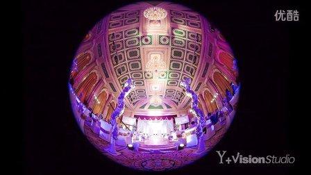 Y-Vision(优影汇)作品—北京财富公馆婚礼PHOTO
