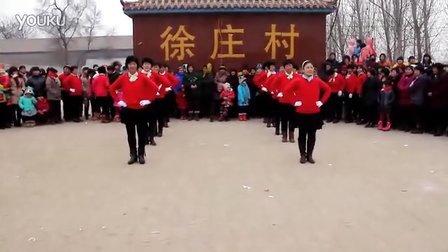 徐庄村火火的姑娘广场舞