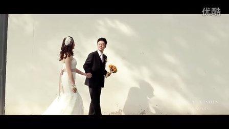 《不舍》2014婚礼mv