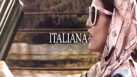 杜嘉班纳2012春夏系列眼镜广告大片