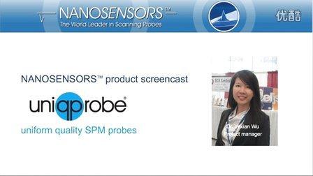 视频介绍 - Uniqprobe原子力显微镜探针 - NANOSENSORS™