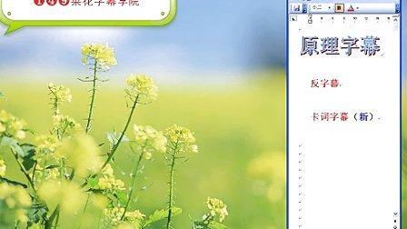 yy反字幕,yy卡词字幕