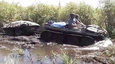 全地形车- Argo 拖挂能力