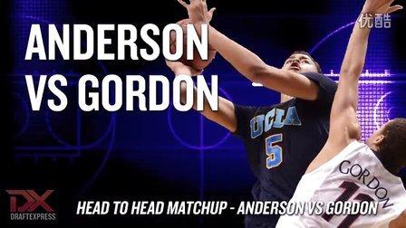 Kyle Anderson vs Aaron Gordon 2014 Matchup Video