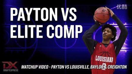 Elfrid Payton vs Elite Competition