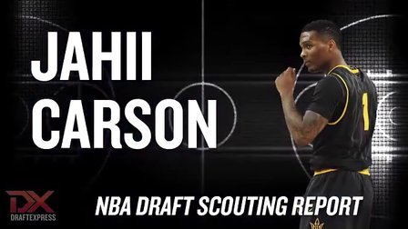 Jahii Carson 2014 Scouting Video