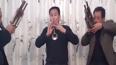 河南开封通许唢呐【董胜利】演奏河南坠子《哭姑姑》.mp4
