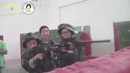 2014七彩夏令营第一天