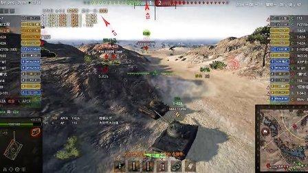 0.9.2坦克世界踏雪解说日常-59式430工程
