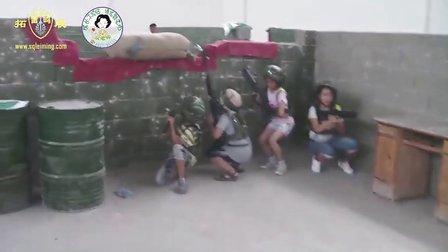 2014年8月23日七彩阳光夏令营第三期第二天