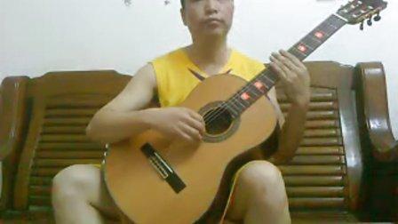 卡诺小行板圆舞曲 吉他