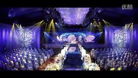 蔚蓝色主题婚礼-聆听