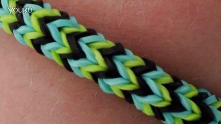 7 Monster Tail®  单条尾巴手链怪兽的尾巴编织手环视频教程
