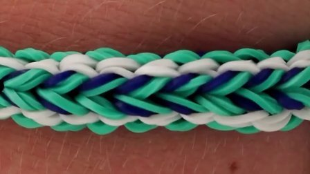 8 Monster Tail® 太浩湖泰西手链怪兽的尾巴编织手环视频教程