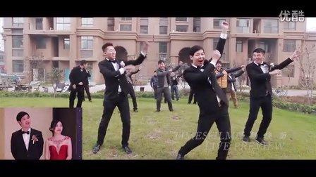 时代制片-2014.11.16河南永和铂爵酒店婚礼现场快剪视频