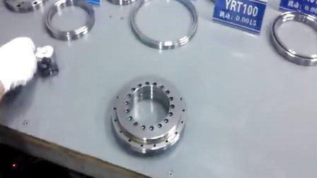 多角度全方位展示YRT100转台轴承数控机床轴承|车床轴承—BYC轴承