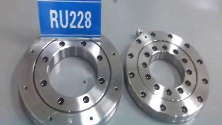 现场跳动测量工业机器人轴承RU系列交叉滚子轴承——BYC交叉滚子轴承