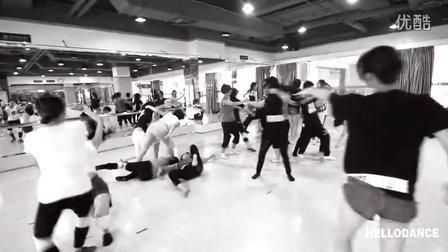 Sia - Chandelier 2014HELLODANCE 黄潇 现代舞集训营