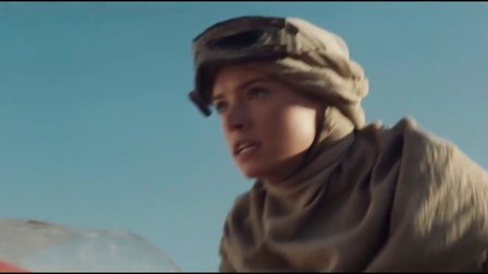 《星球大战7》超清预告 Star Wars: The Force Awakens