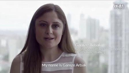 飞利浦雇主品牌视频5. How Gamze makes an impact providing healthcare solutions