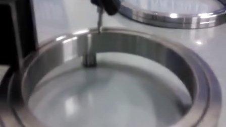 SX011840交叉滚子轴承(200x250x24mm)BYC谐波减速机轴承现场展示
