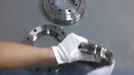 工业机器人精密轴承替代进口BYC洛阳 RU85交叉滚子轴承 P4级