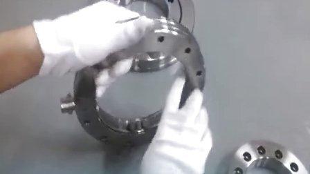 BYC替代德国机器人减速机轴承 RU66交叉滚子轴承 数控机床轴承展示